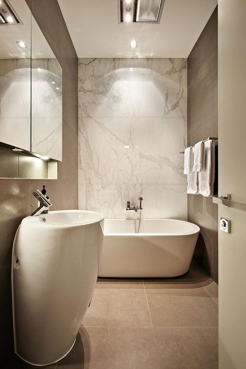 Bathroom Designs Ideas. Perfect Bathroom With Sink And Magenta ...