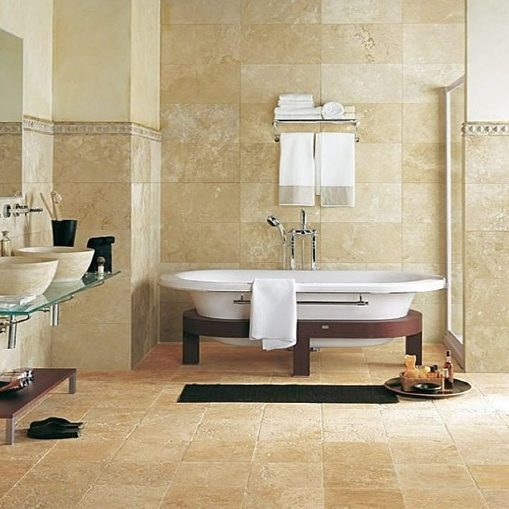 10 Best Bathroom Floor Tiles Design Ideas For Your Home