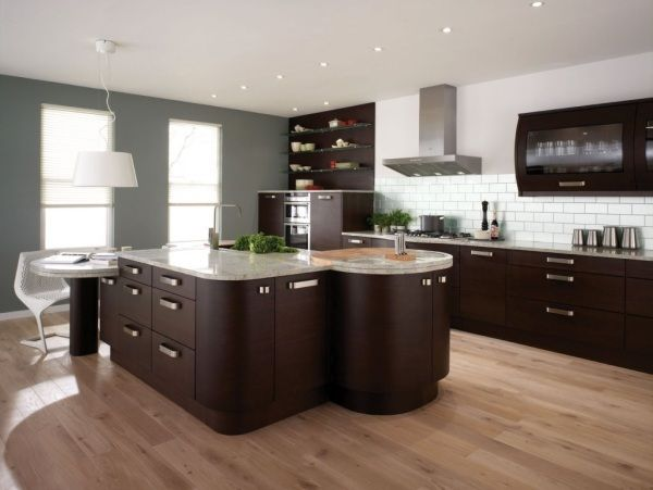 10 Various Modern Kitchen Design For Your Home