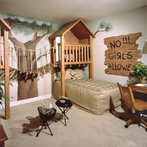 desain kamar tidur sederhana