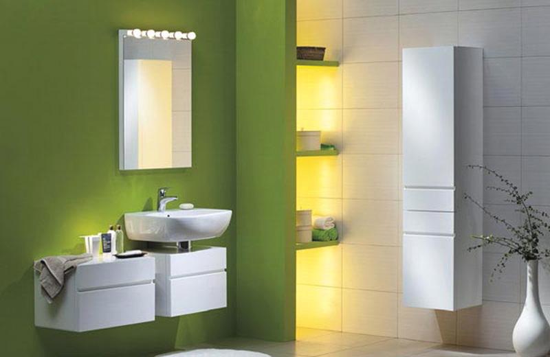 interior kamar mandi