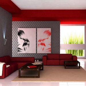 Desain Interior Ruang Tamu bagus