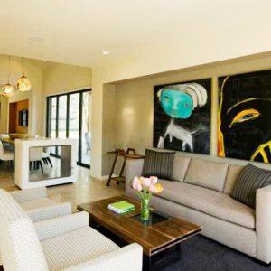 Desain Interior Ruang Tamu indah
