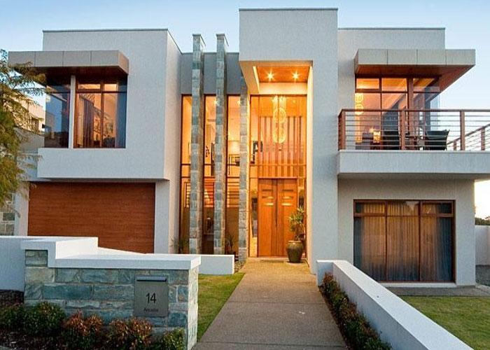 Desain Rumah Minimalis Sederhana 5 Desain Rumah Minimalis