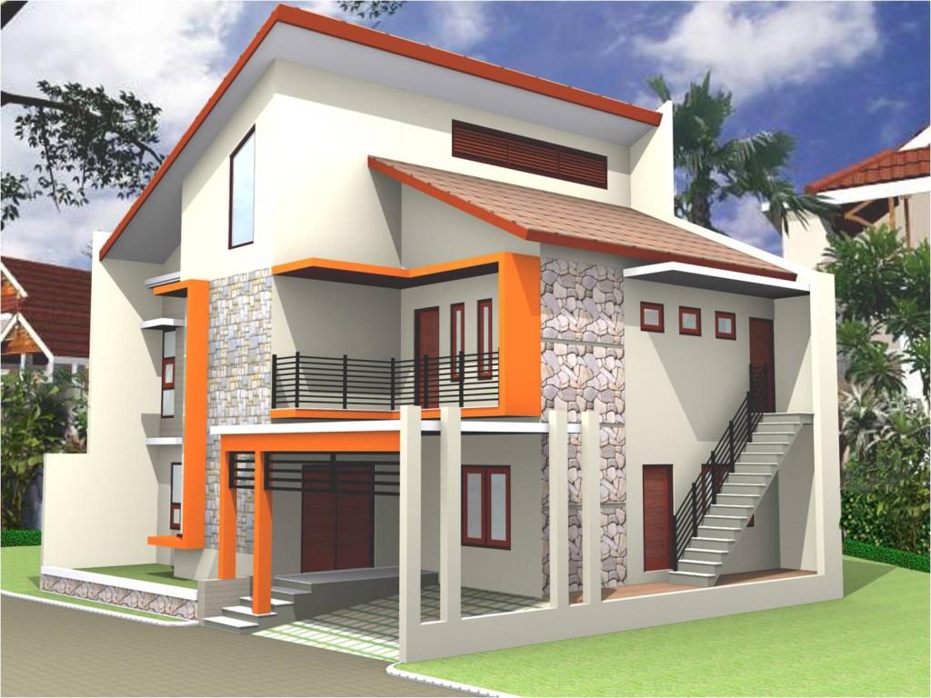 Desain Rumah Minimalis Sederhana 6 Desain Rumah Minimalis
