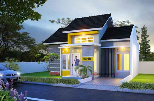 Desain Rumah Minimalis Sederhana 9 Desain Rumah Minimalis