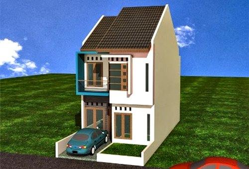 Desain rumah minimalis 2 lantai & Desain rumah minimalis 2 lantai 2017 - Desain Rumah Minimalis