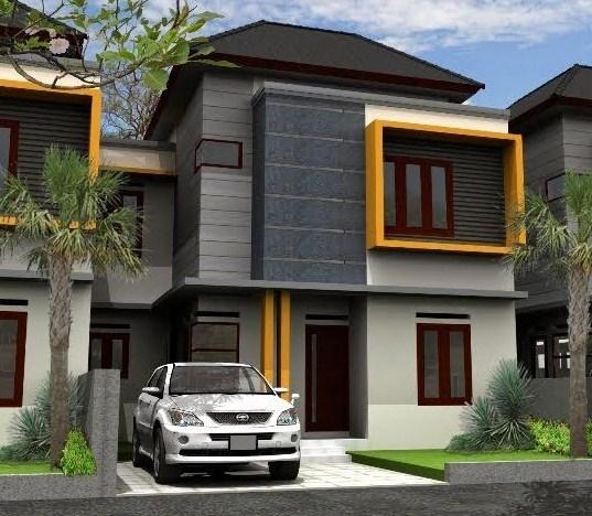 Desain rumah minimalis 2 lantai & Desain rumah minimalis 2 lantai baru - Desain Rumah Minimalis
