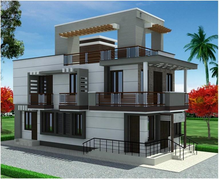Desain Rumah Minimalis 2 Lantai Unik Desain Rumah Minimalis