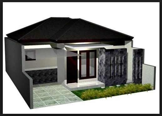 Desain Rumah Minimalis Atap Limas Wild Country Fine Arts