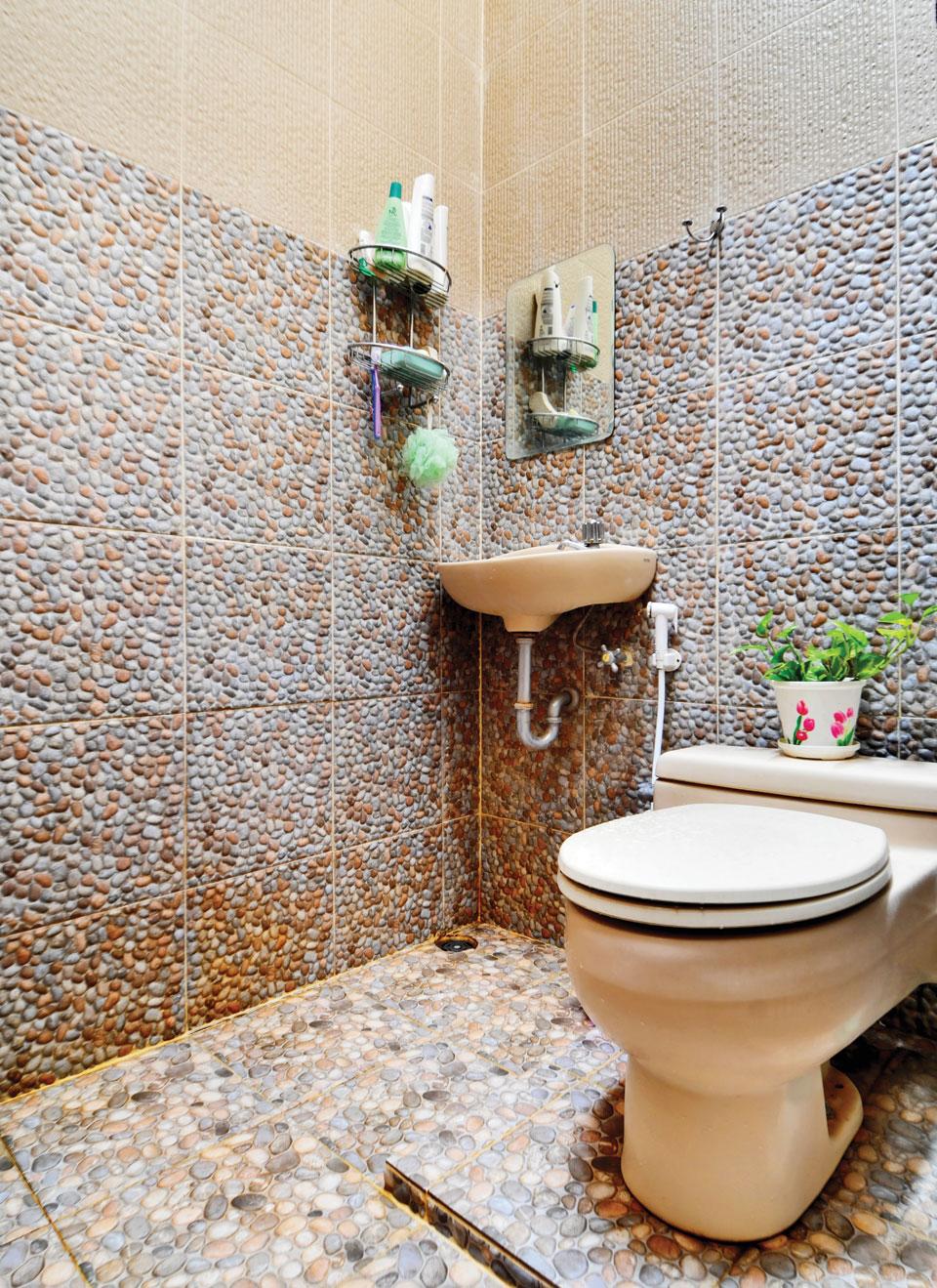 model keramik kamar mandi batu alam 1 - desain rumah minimalis