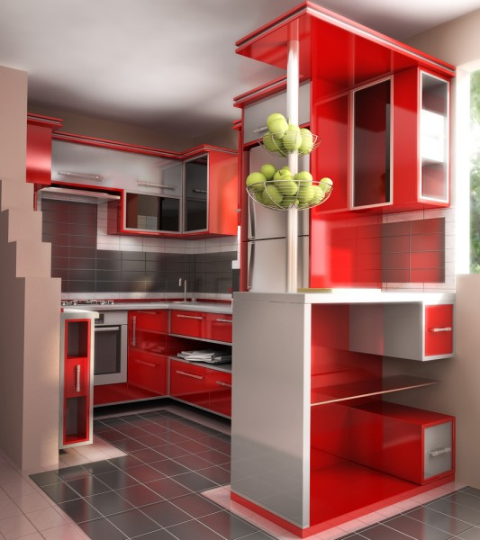 Kitchen Set Design Ideas: Keren ! Ini Dia 10 Model Kitchen Set Minimalis Paling Unik