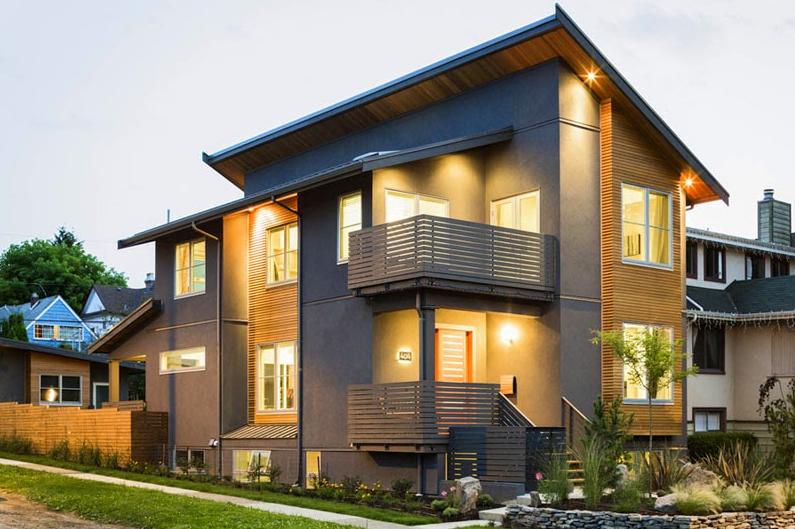 Model rumah minimalis 2 lantai & Model rumah minimalis 2 lantai 7 - Desain Rumah Minimalis