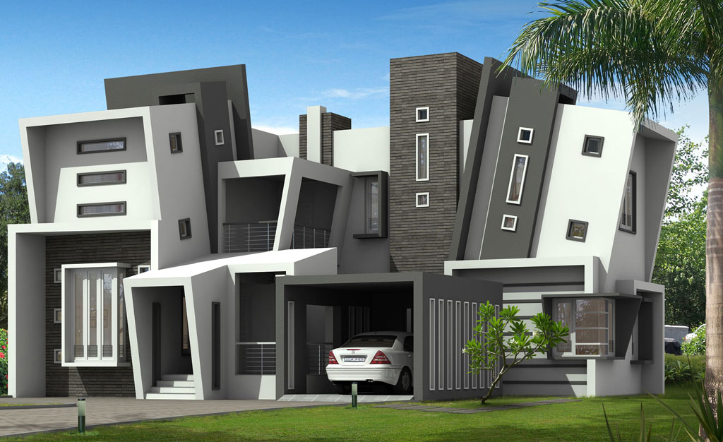 Wah ! Ini Dia Model Rumah Minimalis Modern Paling Top