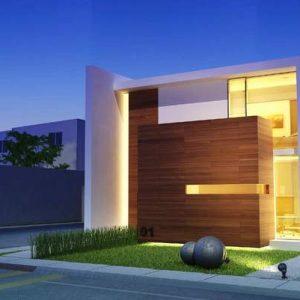 Rumah minimalis sederhana 5