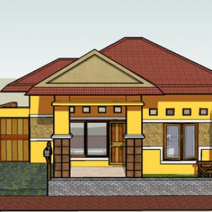 Rumah minimalis sederhana banget