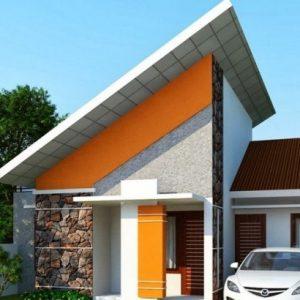 Rumah minimalis sederhana baru