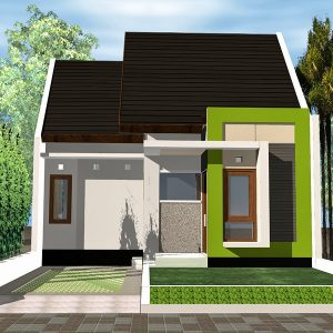 Rumah minimalis sederhana keren