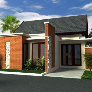 Rumah minimalis sederhana model terbaru