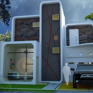 Rumah minimalis sederhana paling keren