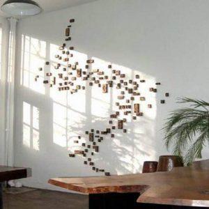 desain hiasan dinding indah
