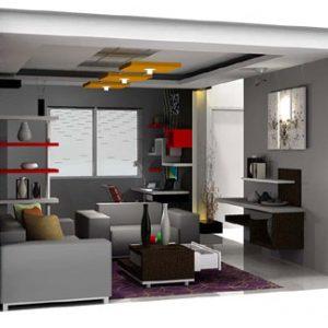 desain ruang tamu minimalis bagus