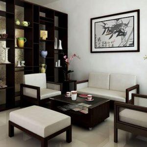 desain ruang tamu minimalis klasik