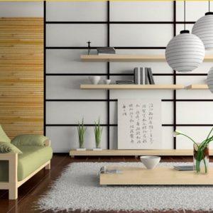 desain ruang tamu unik