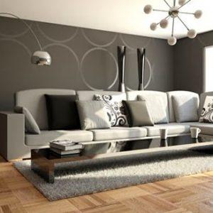 gambar ruang tamu minimalis baru