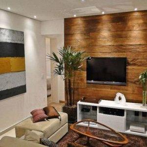 gambar ruang tamu minimalis unik