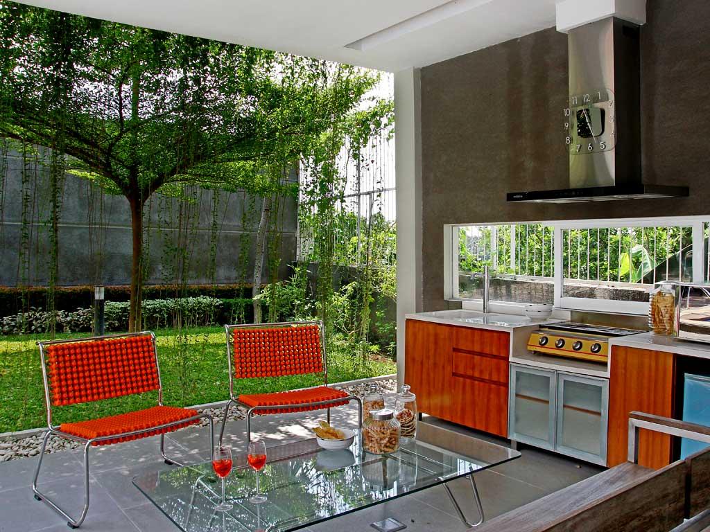 Desain Dapur dan Ruang Makan Terbuka 3 - Desain Rumah ...