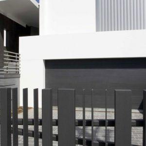 Desain Model Pagar Rumah Minimalis