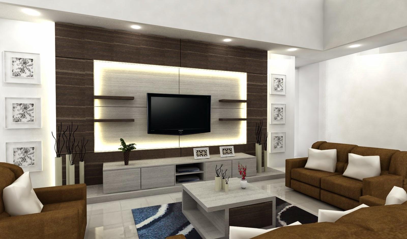 Desain ruang keluarga minimalis 3 desain rumah minimalis - Gambar interior design ...