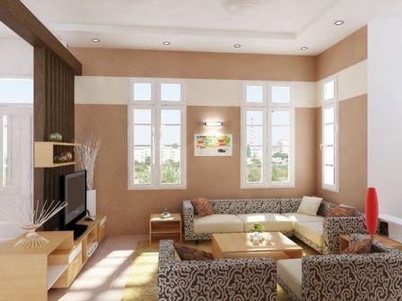 Desain Ruang Keluarga Minimalis 5 Desain Rumah Minimalis