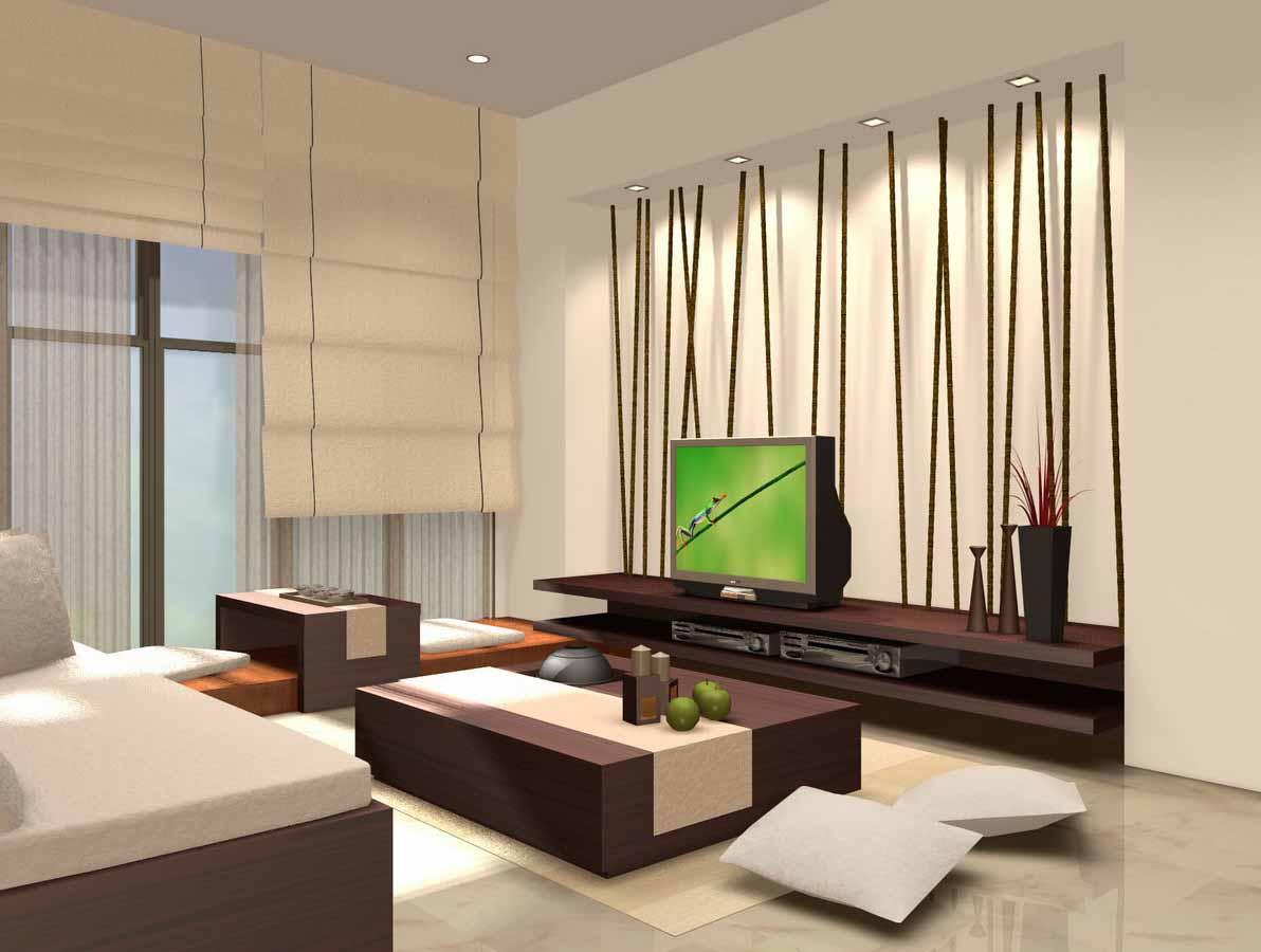 Desain Ruang Keluarga Minimalis 8 Livedesaincom