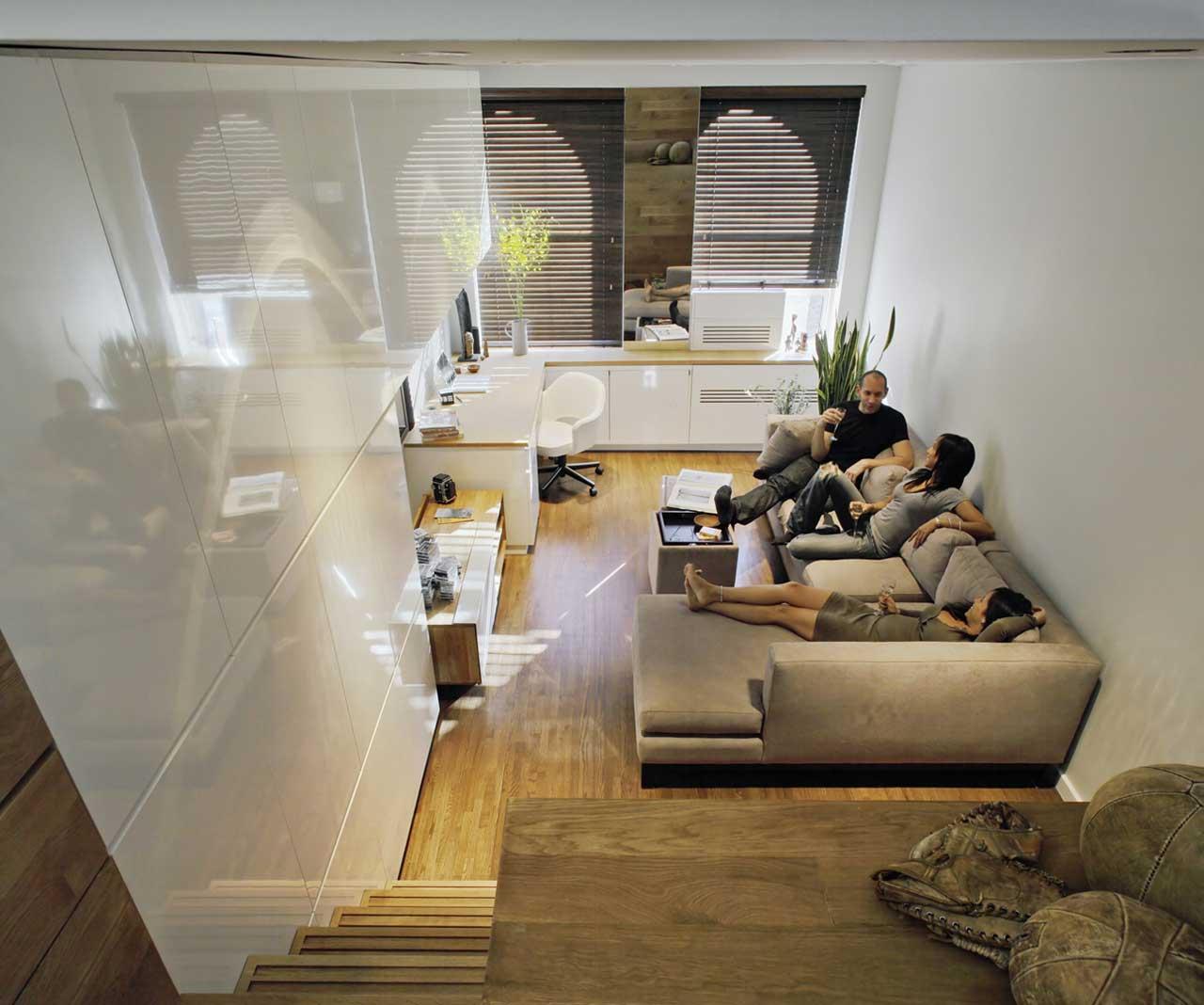 Desain Ruang Keluarga Kecil Sederhana & Desain Ruang Keluarga Kecil Sederhana - Desain Rumah Minimalis