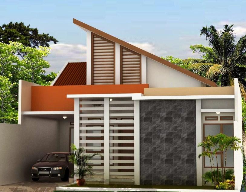 gambar rumah minimalis terbaru 8