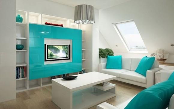 Ruang Tamu Sederhana Modern 1 Desain Rumah Minimalis