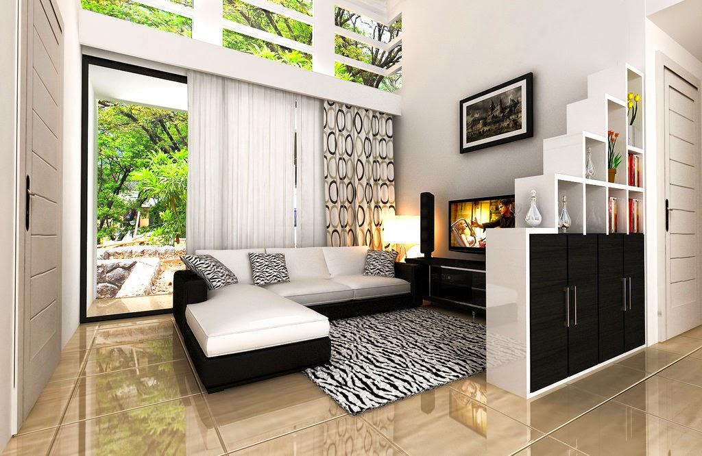 75 Desain Ruang Tamu Sederhana Minimalis Modern