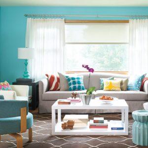 Ruang Tamu Sederhana Modern