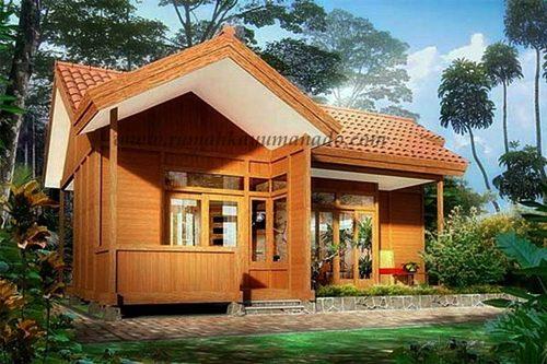 Rumah Kayu Minimalis Terbaru & Rumah Kayu Minimalis Terbaru 1 - Desain Rumah Minimalis