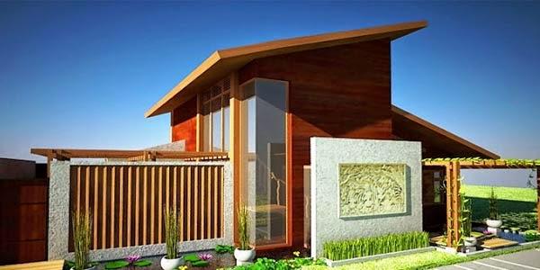 Rumah Kayu Minimalis Terbaru & Rumah Kayu Minimalis Terbaru 17 - Desain Rumah Minimalis