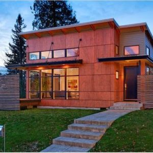 Rumah Kayu Minimalis Terbaru
