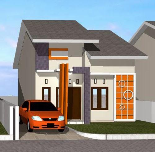 Rumah Minimalis Type 36 1 Lantai & Rumah Minimalis Type 36 1 Lantai 5 - Desain Rumah Minimalis