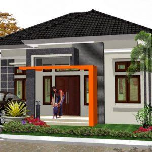 Rumah Minimalis Type 36 1 Lantai