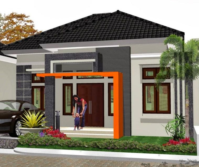 Rumah Minimalis Type 36 1 Lantai & Rumah Minimalis Type 36 1 Lantai sederhana - Desain Rumah Minimalis
