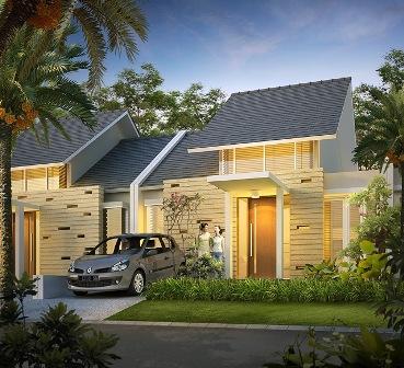ini dia rumah minimalis type 45 modern paling dicari 2020