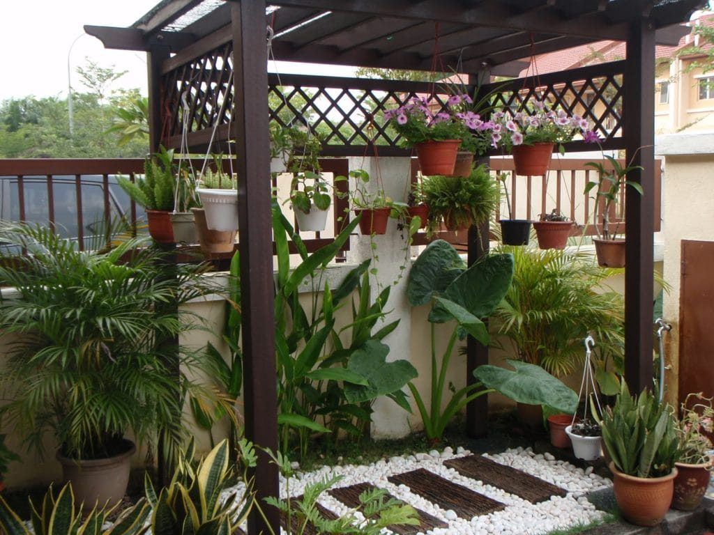 Taman Depan Rumah Minimalis Lahan Sempit 8 Desain Rumah Minimalis