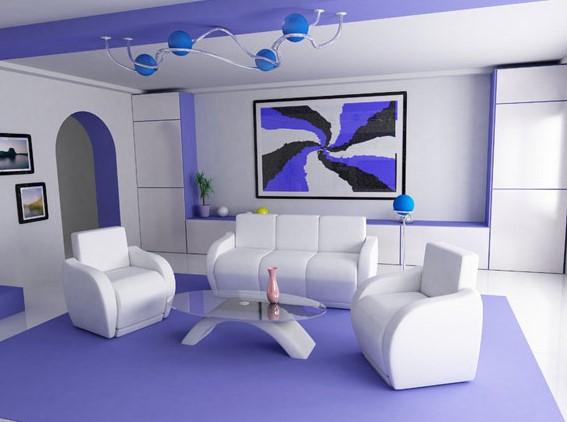 Tips Memilih Warna Cat Rumah Paling Bagus 9 Desain Rumah Minimalis