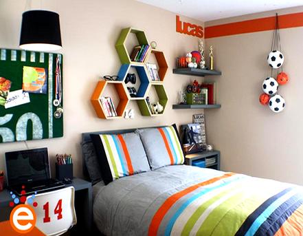 Hiasan Dinding Kamar Tidur 1 Desain Rumah Minimalis